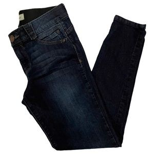 "Democracy ""Ab"" Solution Jeans Blue Size 6"